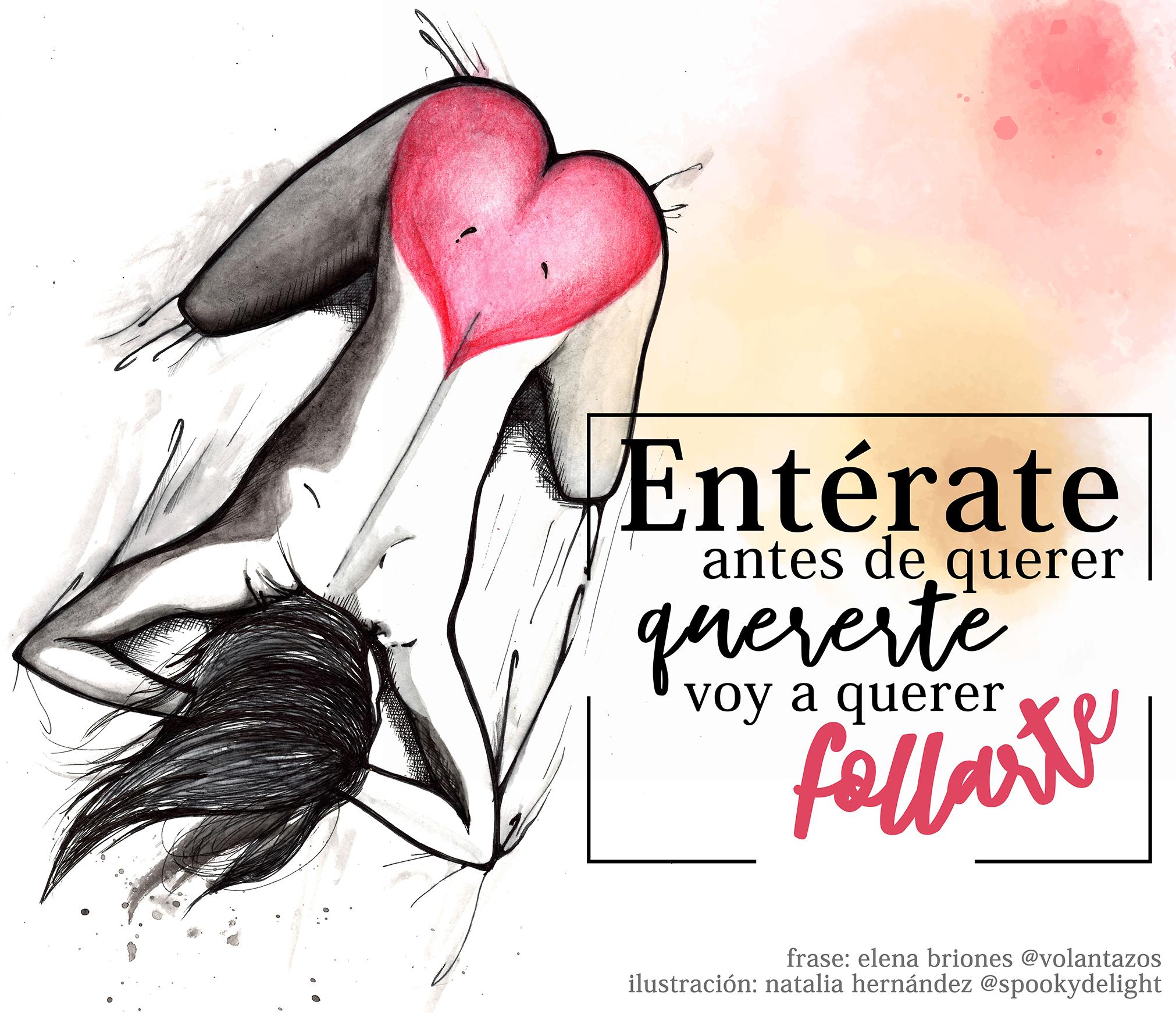 frase de Elena Briones @Volantazos