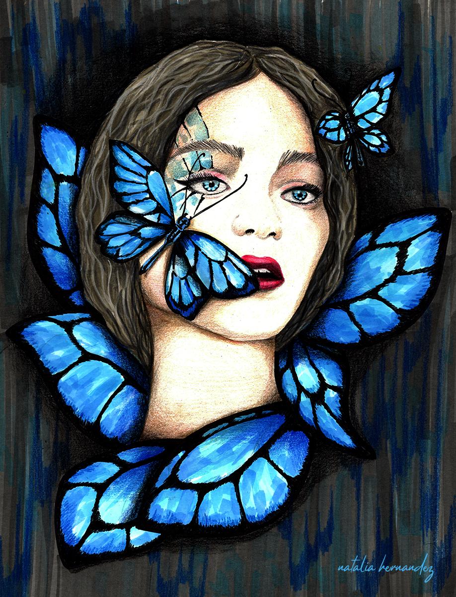 Mente de mariposa